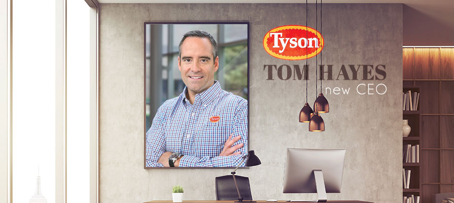 Tyson Foods' CEO to Step Down