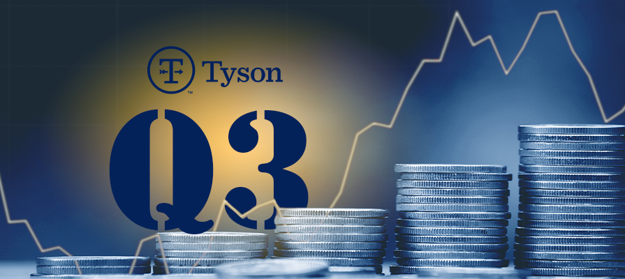 Tyson Foods Reports Third Quarter 2021 Results; Donnie King Comments