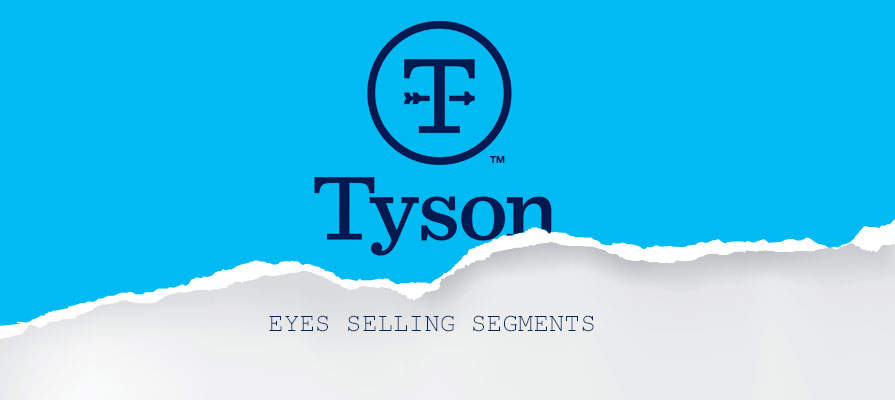 Tyson Foods Considers Strategic Sales of Three Non-Protein Businesses