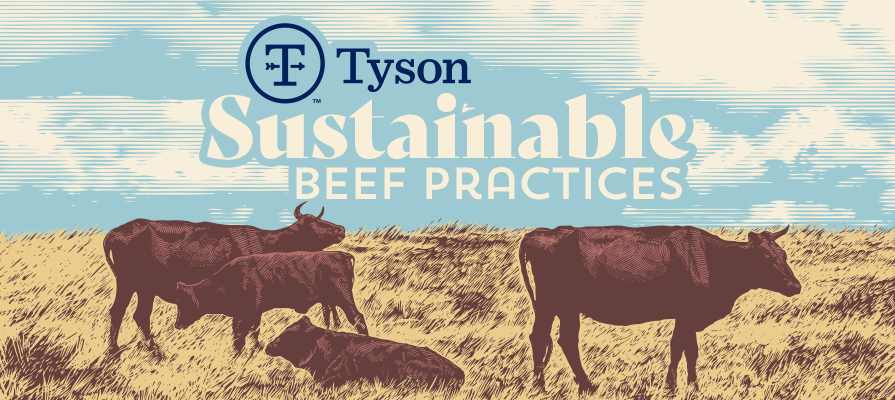 Tyson Foods Verifies and Scales Sustainable Cattle Production Practices
