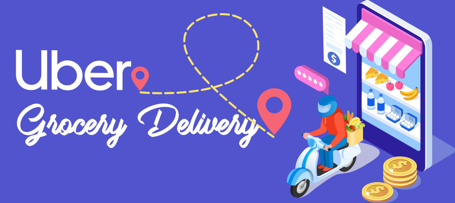 Uber Moves Forward With Grocery Delivery