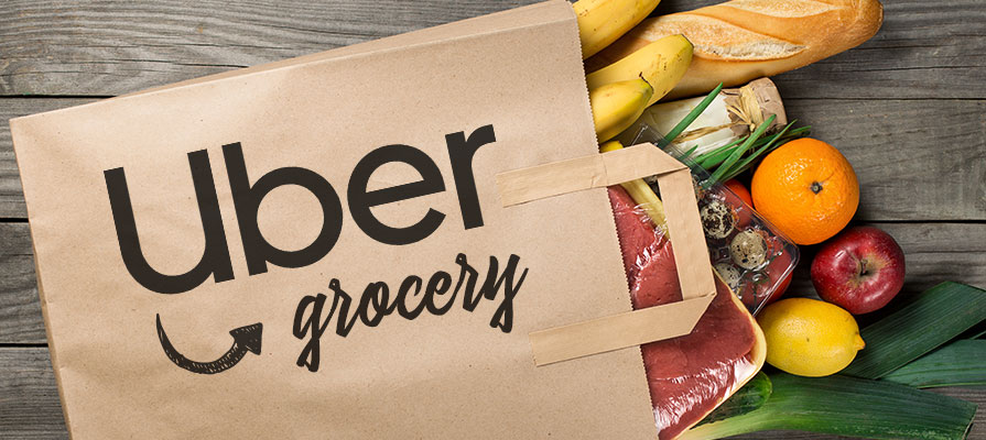 Uber Picks Toronto For New Grocery Hub