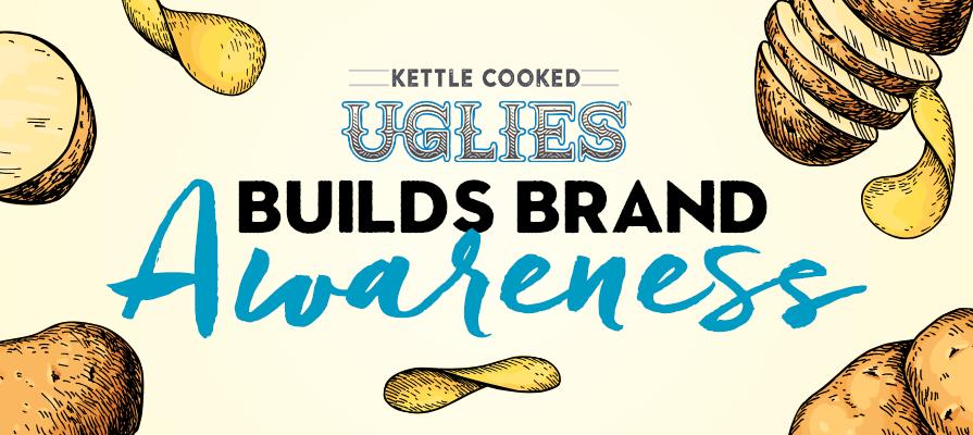 Uglies Potato Chip Brand Expands Brand Awareness