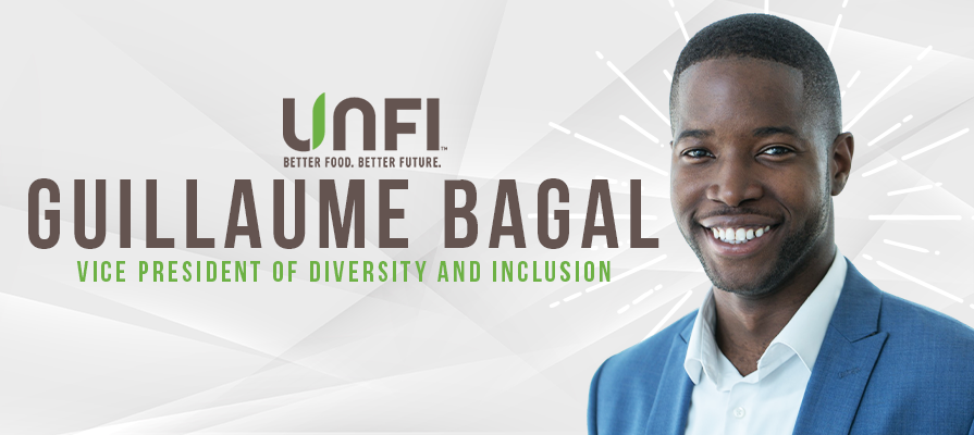 UNFI Names Guillaume Bagal Vice President of Diversity and Inclusion