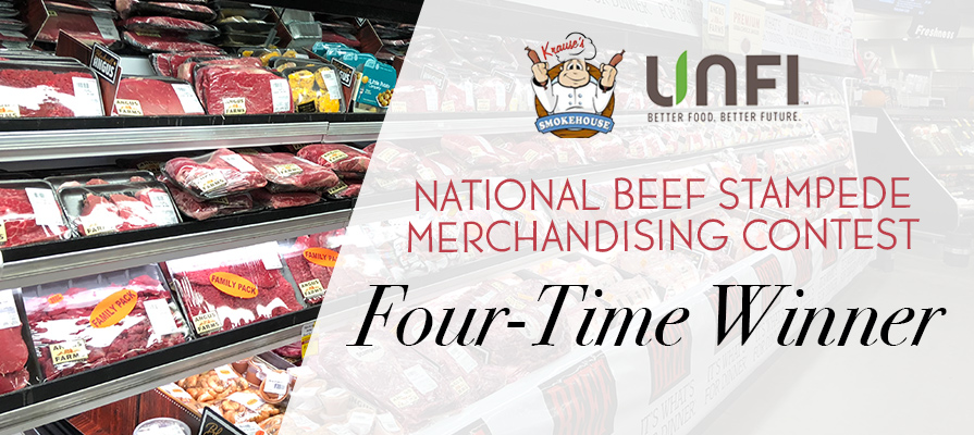 UNFI Holds Annual Beef Stampede Merchandising Contest