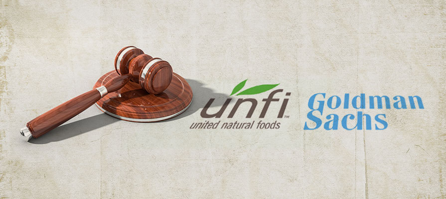 United Natural Foods, Inc. Files Lawsuit Against Goldman Sachs