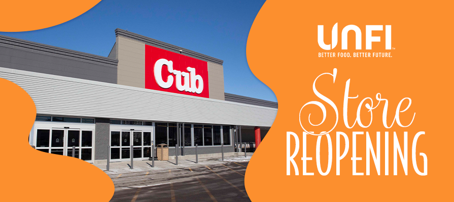 United Natural Foods, Inc. Reopens CUB® Banner Store in Minneapolis
