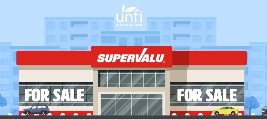 UNFI Acquires SuperValu for $2.9 Billion