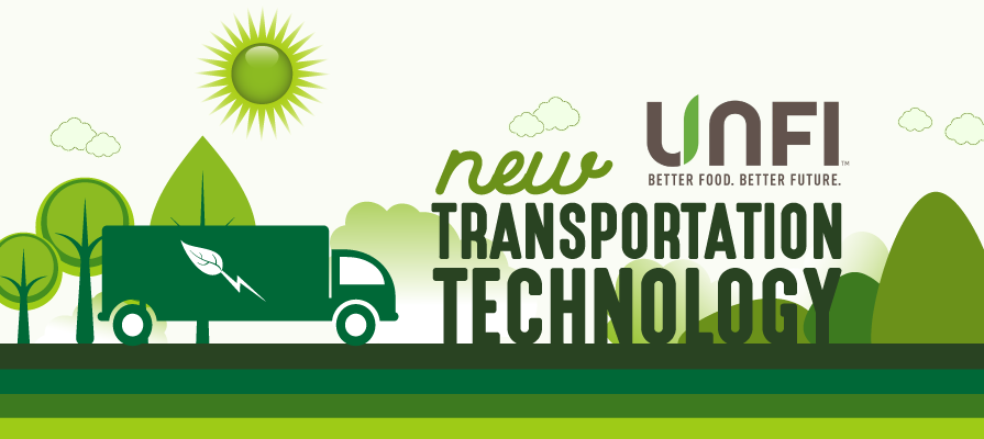 United Natural Foods, Inc. Implements Emerging Transportation Technology to Reduce Emissions