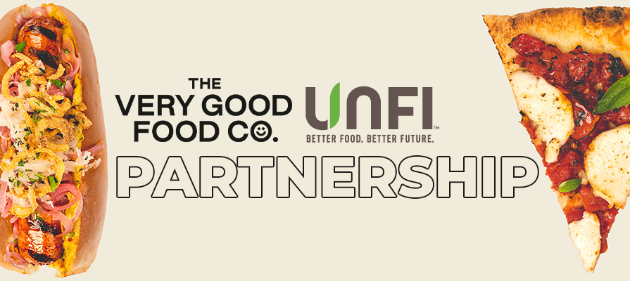 United Natural Foods, Inc. Enters Distribution Partnership With The Very Good Food Company