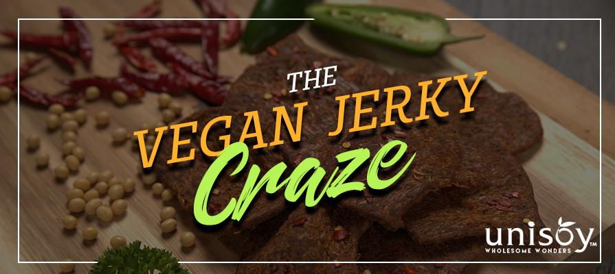 Unisoy's Erin Lichman Talks Vegan Jerky Craze