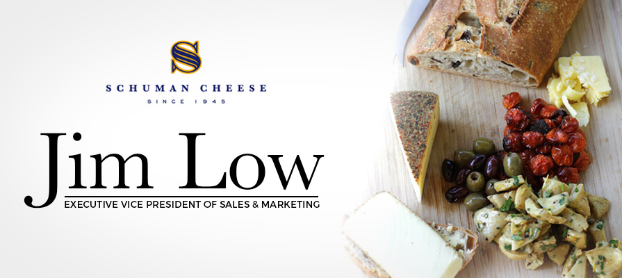 Schuman Cheese Hires Marketing Expert Jim Low