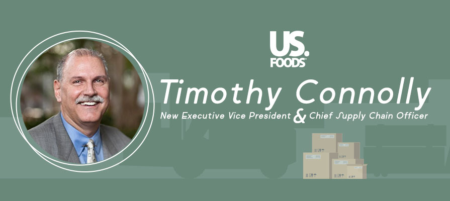 US Foods Names New Executive Vice President and Chief Supply Chain Officer