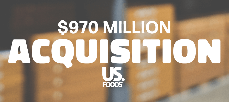 US Foods Acquires Foodservice Warehouse Stores