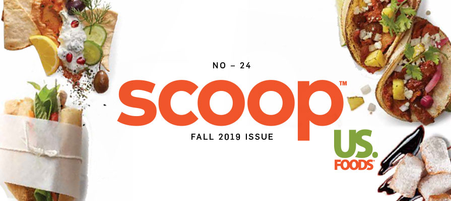 US Foods Launches Fall Scoop 2019