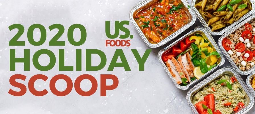 US Foods Holiday Scoop Offers New Products to Entice Diners This Season
