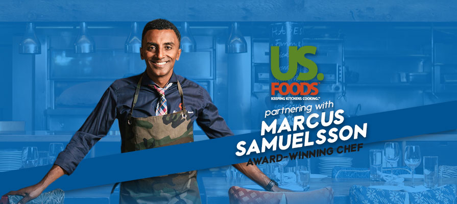 US Foods Partners with Award-Winning Chef | Deli Market News