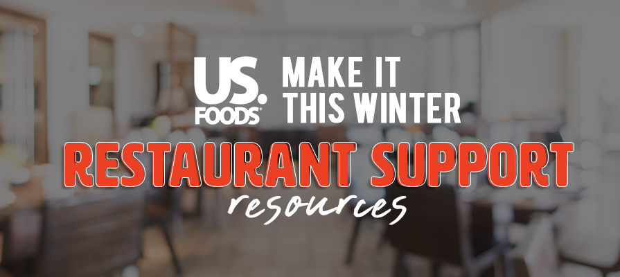 US Foods Unveils New COVID-19 Resources for Restaurant Operators to Help Face Winter Challenges
