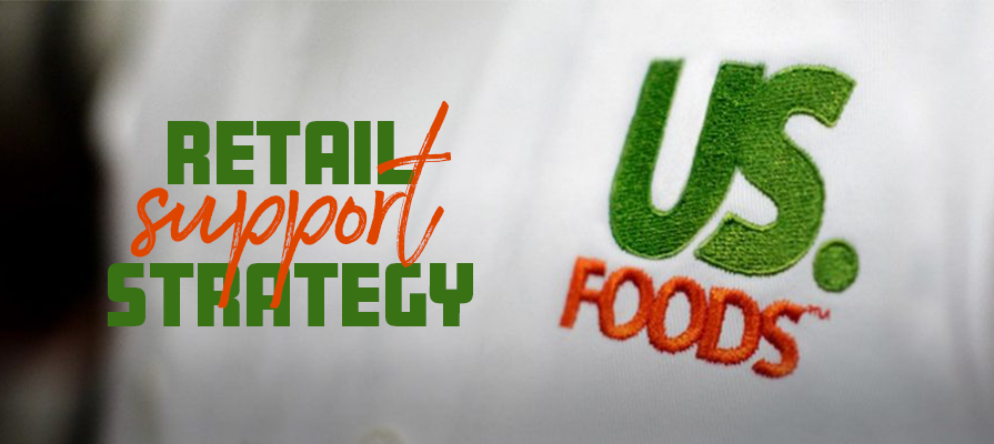 US Foods Shifts Strategy, Turns to Retail Grocery