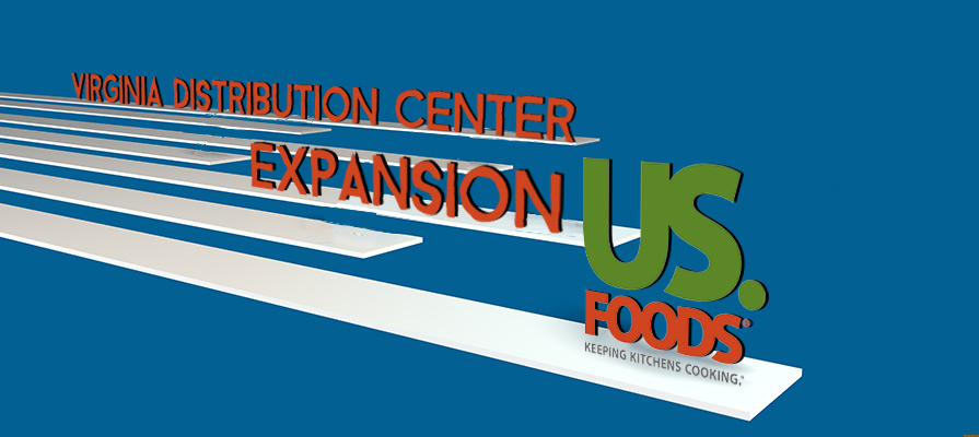 US Foods Expands its Virginia Distribution Center