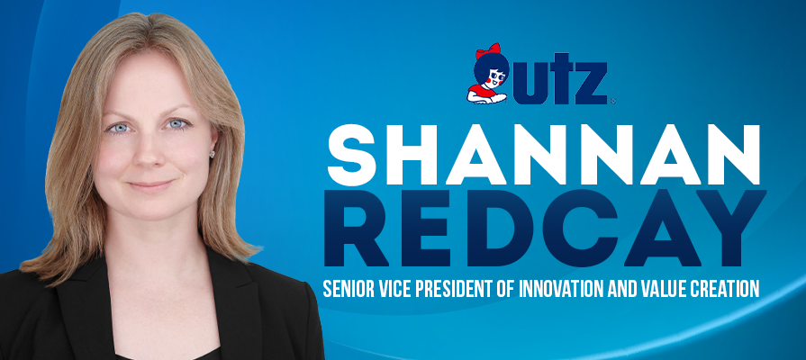 Utz Brands Appoints Shannan Redcay to Senior Vice President of Innovation and Value Creation