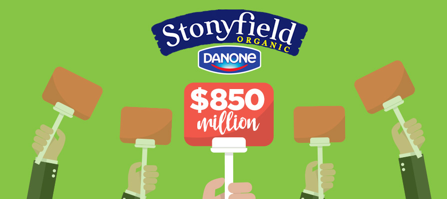 Yili Group To Make $850 Million Bid for Danone-Owned Stonyfield