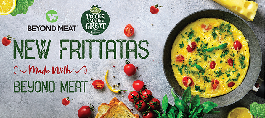 Veggies Made Great Debuts New Frittatas Made With Beyond Meat®