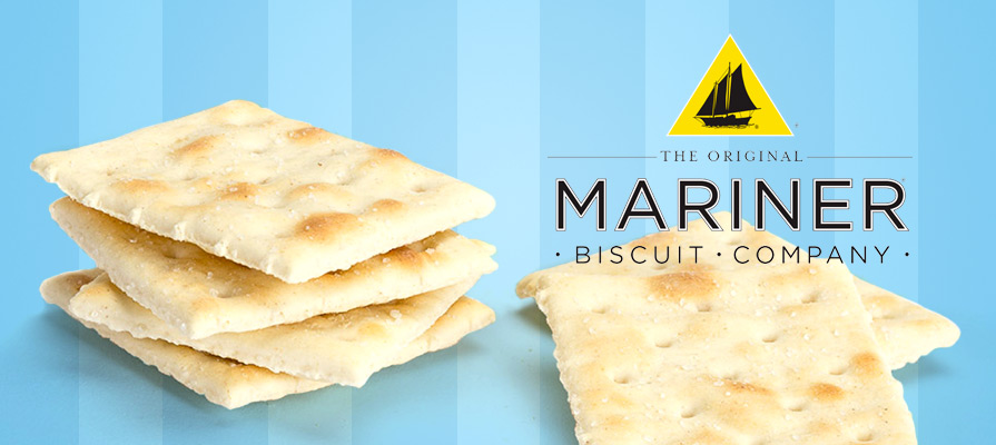 Venus Wafers Jim Anderko Spotlights New Mariner Organic Saltines