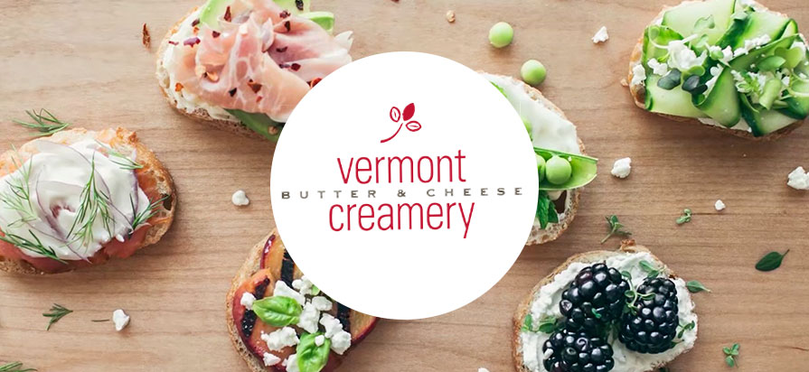 Vermont Creamery Co-Founder's Allison Hooper and Bob Reese Share A Cheese and Butter Love Story