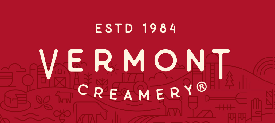 Vermont Creamery to Debut New Look at Summer Fancy Food Show