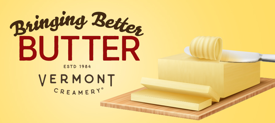 Vermont Creamery Brings Better Butter Nationwide With Latest Release