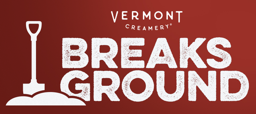 Vermont Creamery Breaks Ground on a Facility Expansion Project