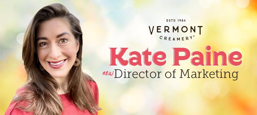 Vermont Creamery Welcomes New Marketing Director