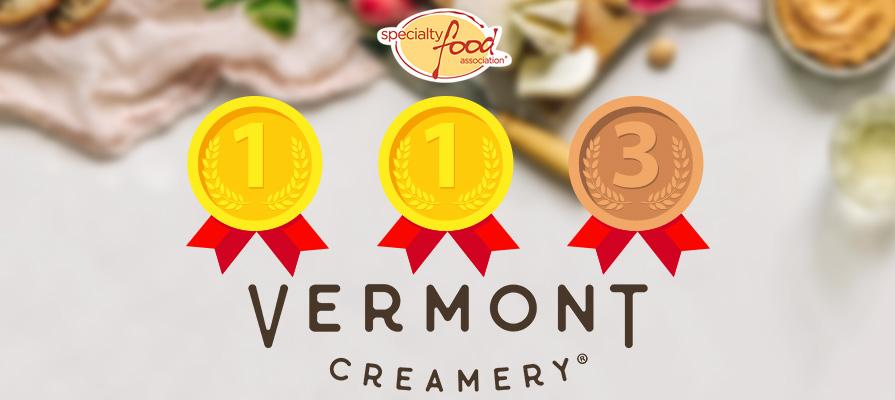 Vermont Creamery Racks Up sofi Awards