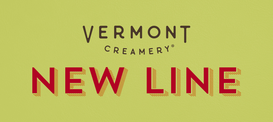 Vermont Creamery Introduces New Line