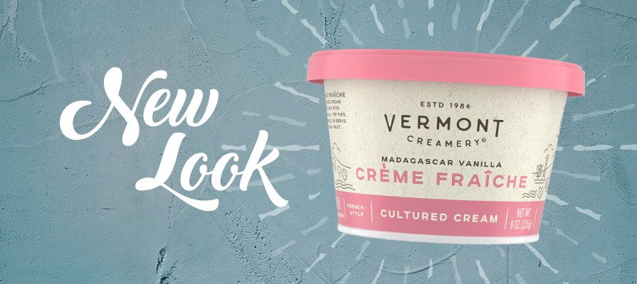 Vermont Creamery Announces New Packaging For Its Cupped Products