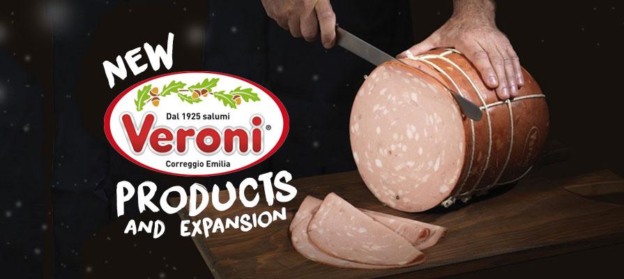 Veroni Expands Product Line, U.S. Distribution