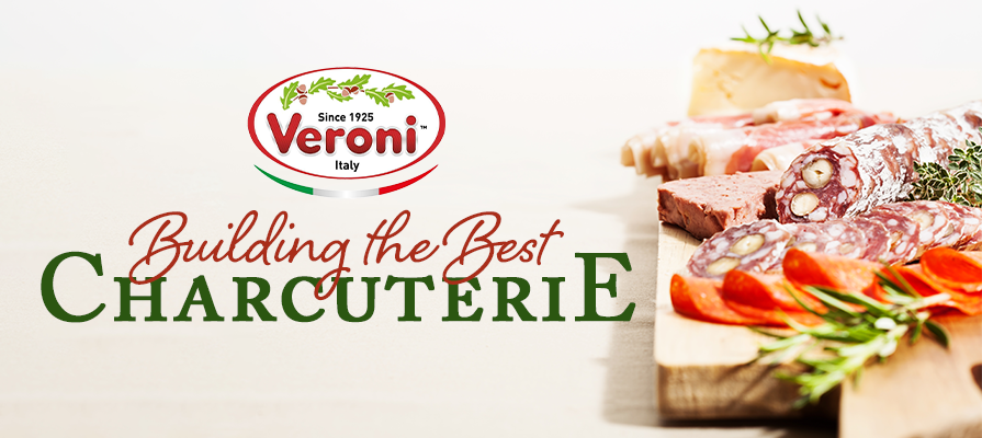 Veroni Launches Program to Assemble the Perfect Charcuterie Board