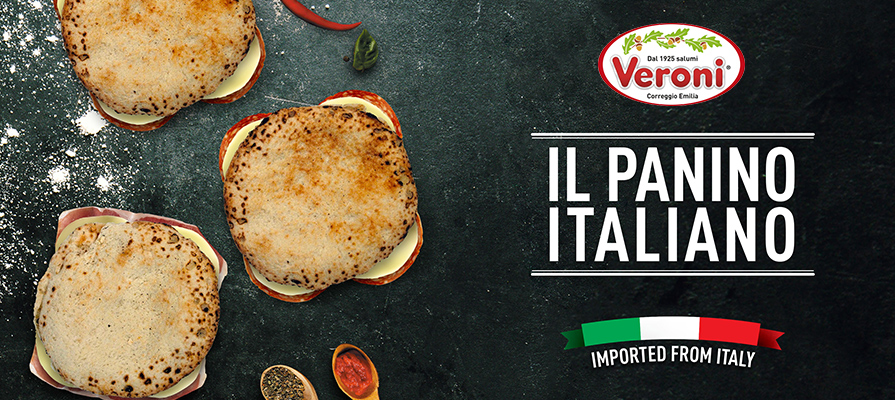 Veroni Introduces New Panini Line
