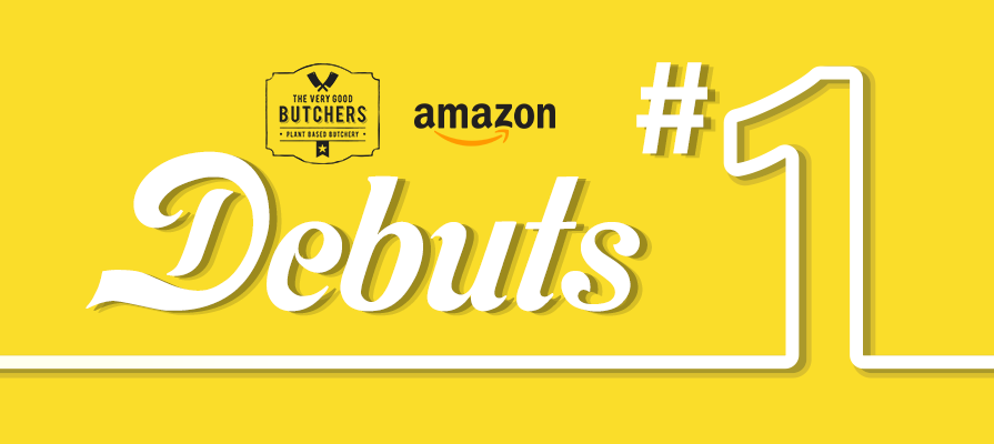 The Very Good Butchers Debuts as Number One Release in Meatless Burgers Category on Amazon; Mitchell Scott Comments
