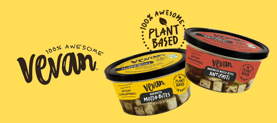 Vevan Foods Expands Line of Plant-Based Cheeses; Keith Schuman Comments