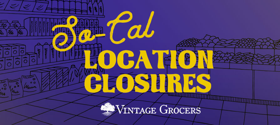 Vintage Grocers Closes Two Stores, Partners with Erewhon Market