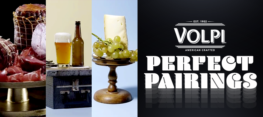 Volpi Foods Launches New Web Series: Perfect Pairings