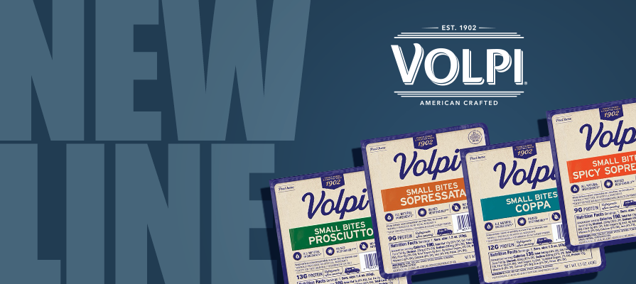 Volpi Foods Offers New Line for Smaller Celebrations With Small Bites