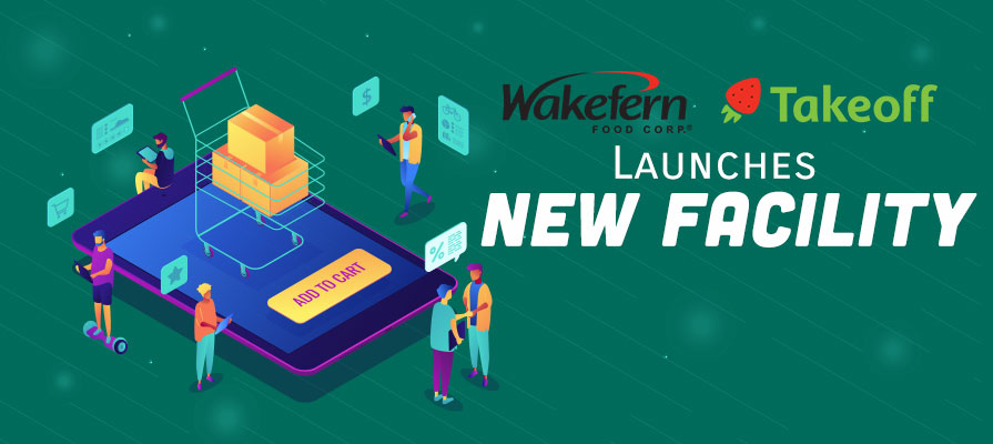 Wakefern Food Corp® Launches New E-Grocery Micro-Fulfillment Center With Takeoff Technologies