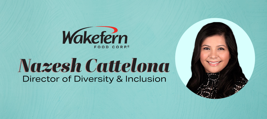Wakefern Food Corp. Names Nazesh Cattelona as New Diversity and Inclusion Director