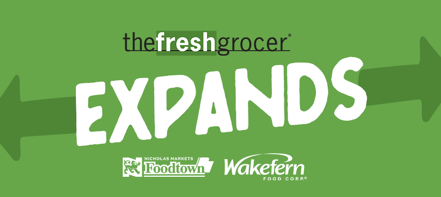 Wakefern Food Corp Banner The Fresh Grocer Expands Footprint