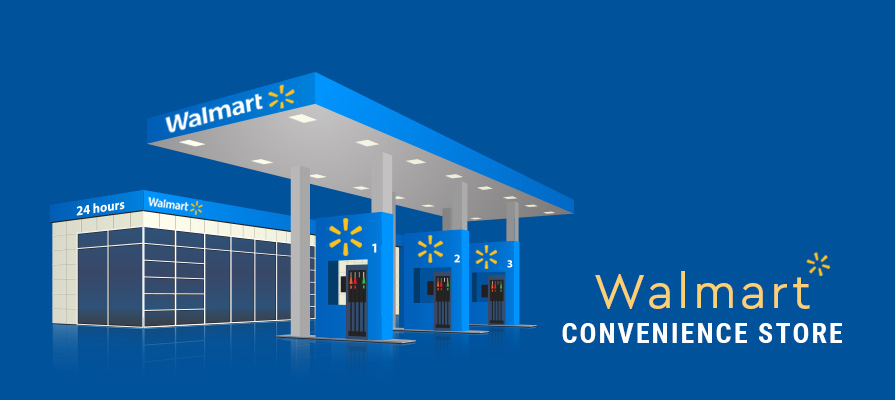 Walmart Tests New Convenience Store Format in Texas