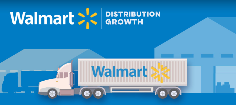 Walmart Shifts its Focus From Store to Distribution Growth