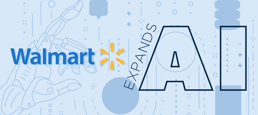 Walmart Goes All in on AI